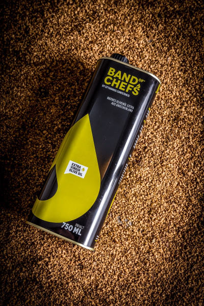 Band of Chefs 750 ml by Efthimios Christakis