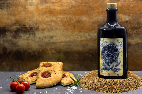 Super Moon Olivenöl 700 ml Ernte 14.11.2016