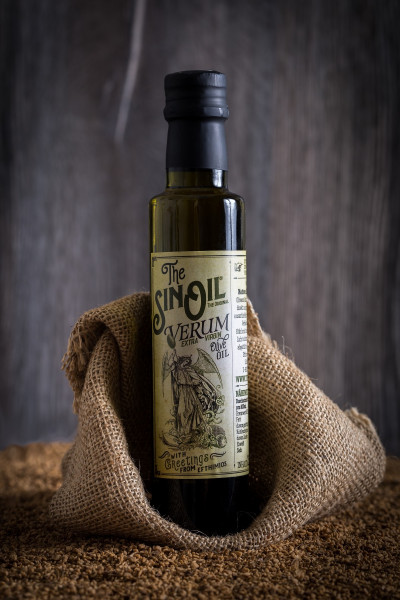The Sin Oil Verum natives Olivenöl extra 250 ml