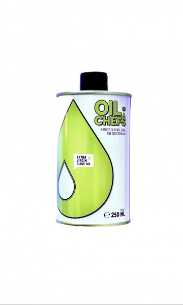 OIL OF CHEFS 250 ml - Natives Olivenöl extra