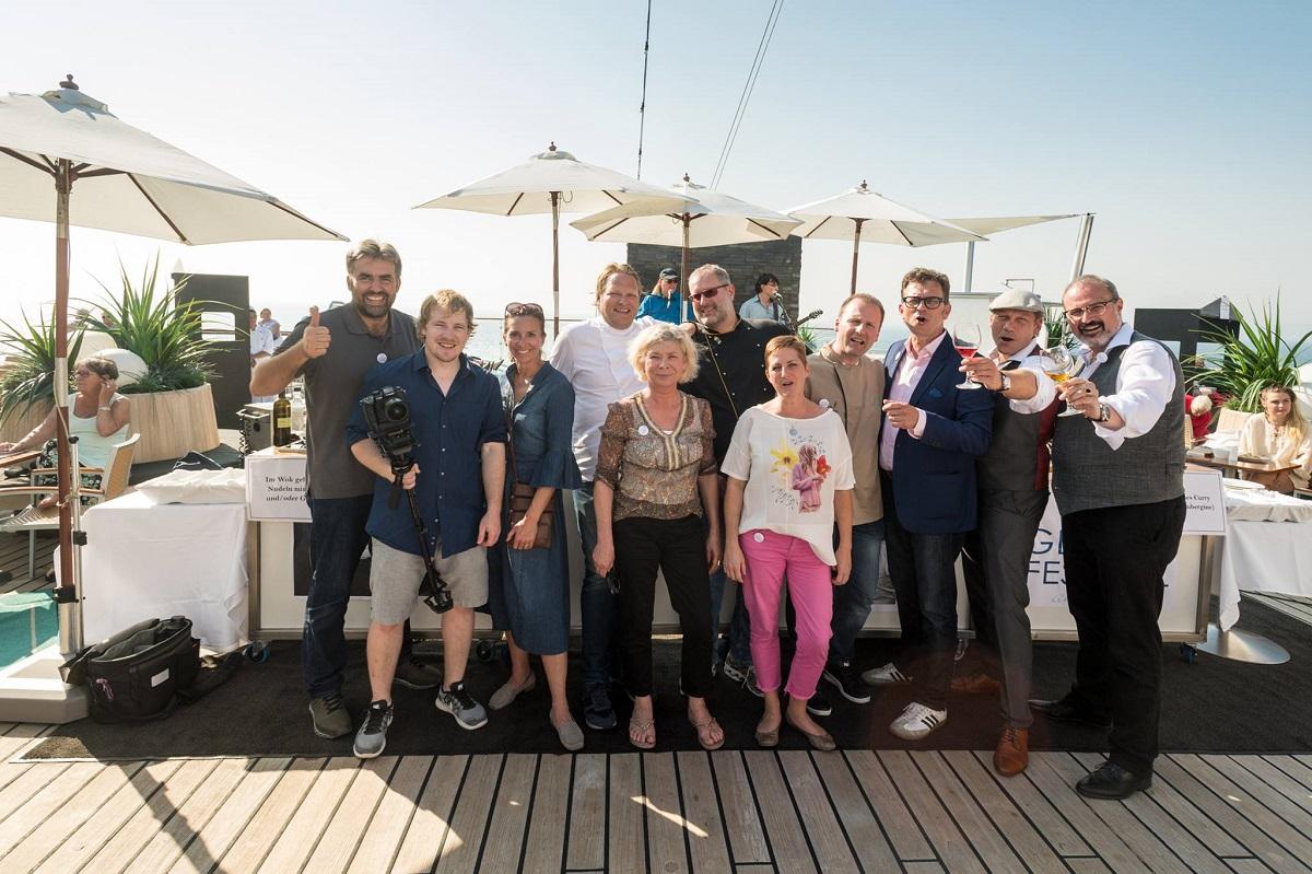 Mediterranes Genussfestival 2017 Auf Der Ms Amadea Premium
