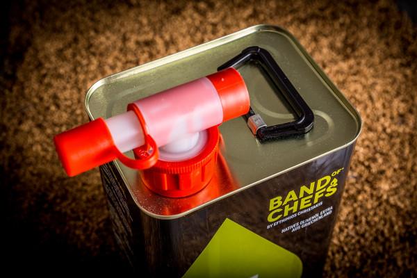 Ausgießer, Auslaufhahn oder Zapfhahn für Olivenöl Kanister Band of Chefs 3 & 5 Liter
