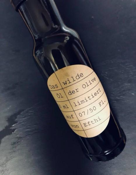 Das wilde Öl der Olive 100 ml limitiert