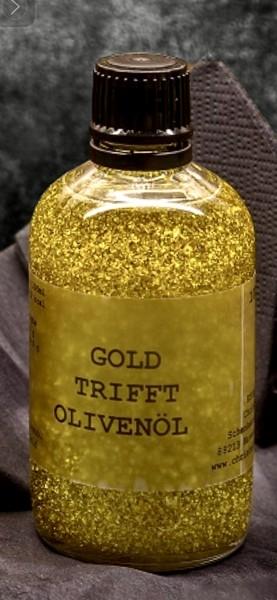 GOLD TRIFFT OLIVENÖL 100 ml